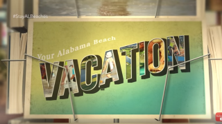 Summer and Spring on Alabama's Beaches