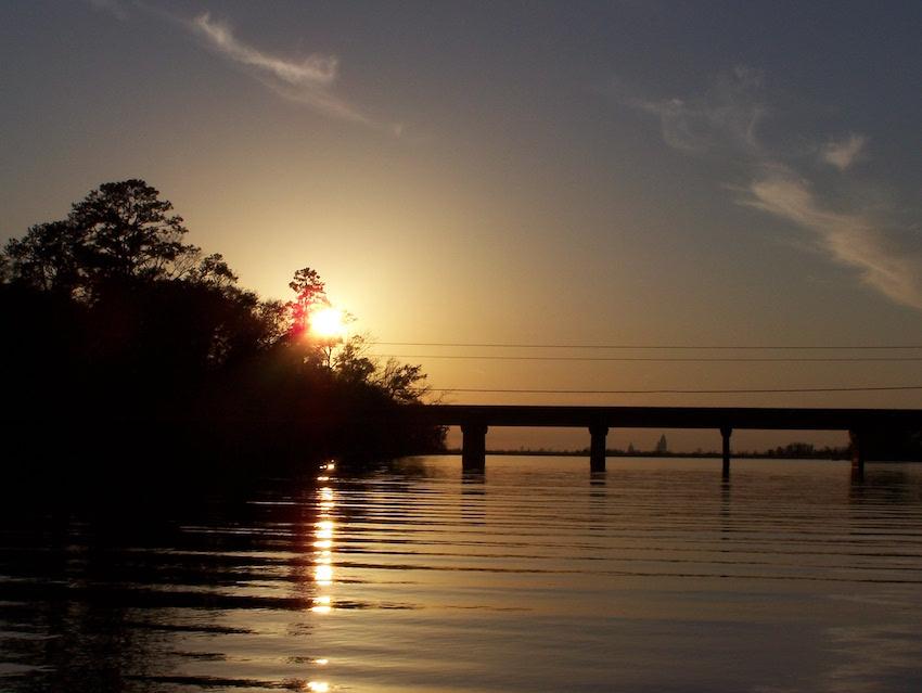 DNB bay_ minette_creek_sunset