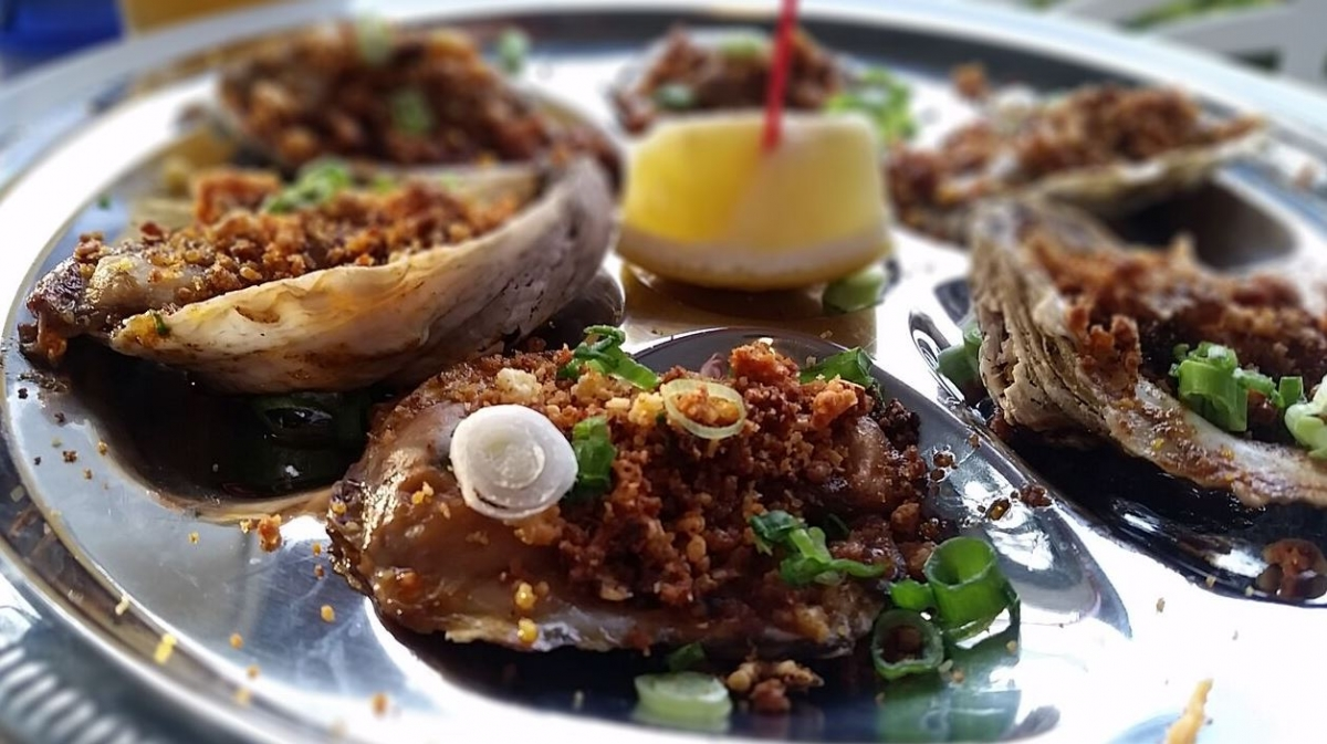 Fishers OB Oysters