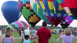 A Hot Air Balloon Festival; Music, Movies, Food and Saturday Farmer's Markets…Foley's Hot This Summer!