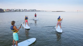 get fit and have fun on Alabama's Beaches